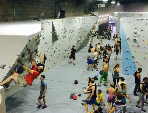 Wed, 9-9-15, Climbing Comp at Bloc