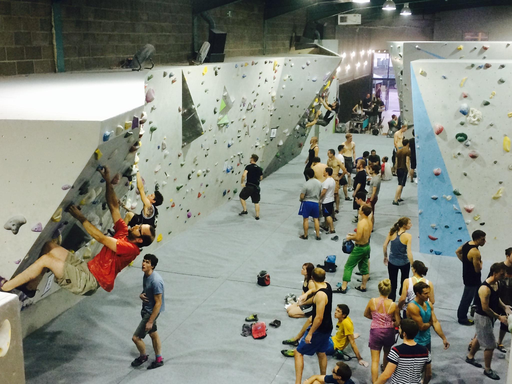 bloc climbing centre bristol
