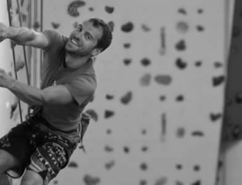 Indoor climbing with your children; How to start.