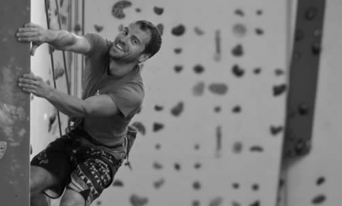 new climbers in bristol climbing centre