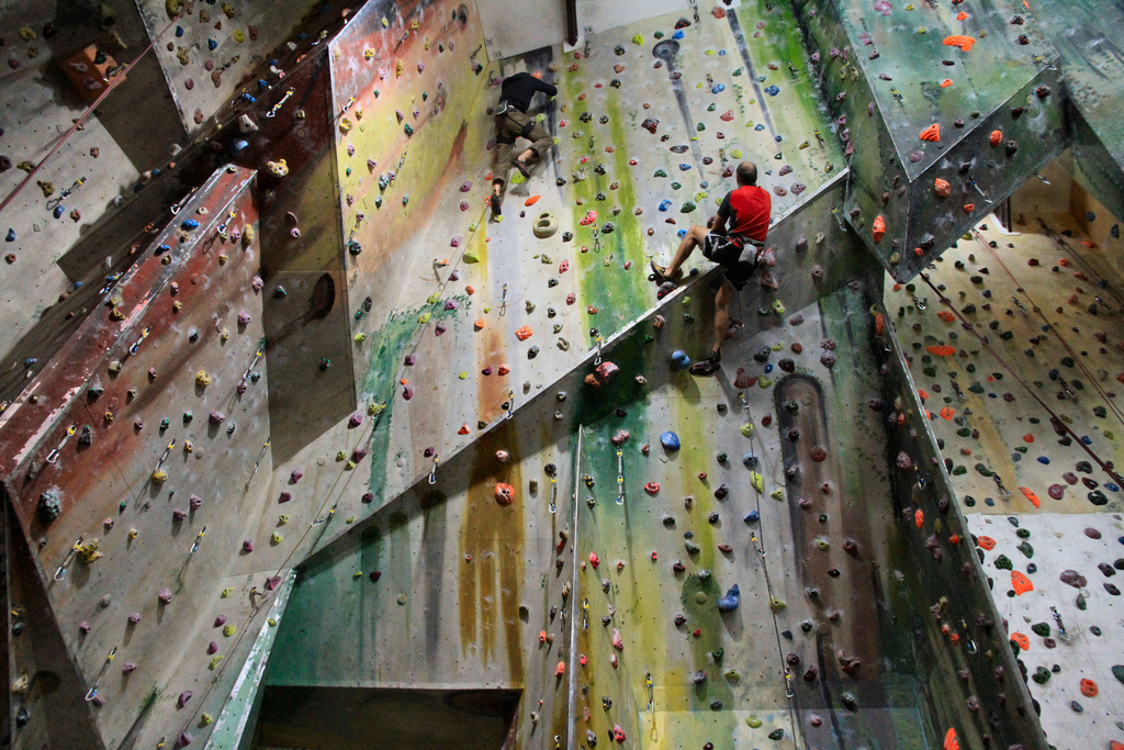 Bristol Climbing Centre