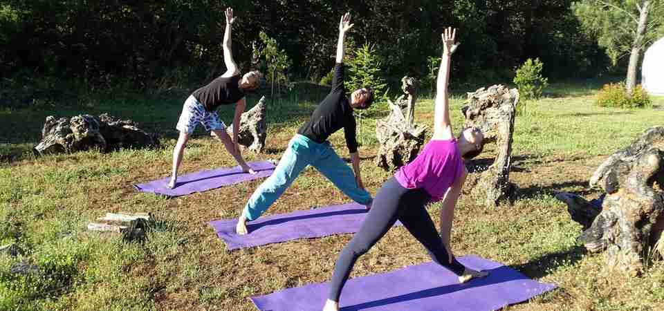 Yoga for Bristol Climbers