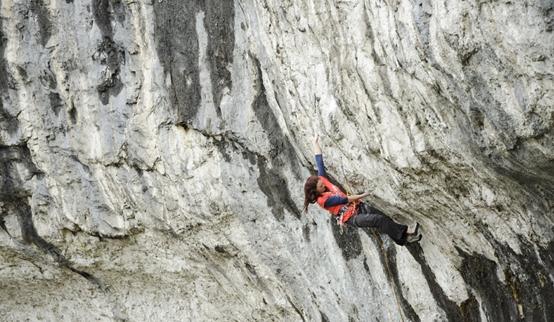 Emma Tywford Climbing master class comes to Bristol