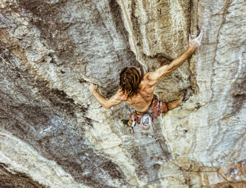 New climbers don't care who Chris Sharma is